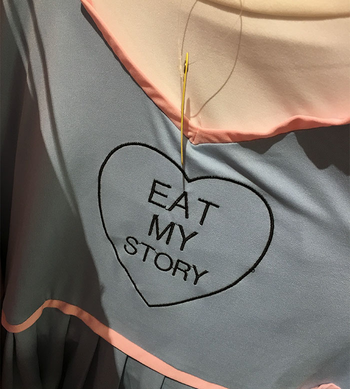 American Tourist Photographs Badly Translated English Shirts In Japan (10 pics)