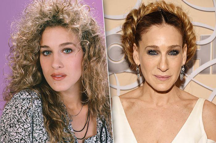 Celebrities Who Had Work Done On Their Cheekbones (10 pics)
