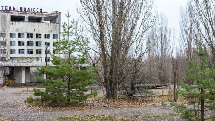 Pripyat Then And Now (14 pics)