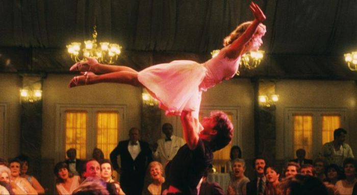 Future Newlyweds Recreate Iconic Scene From Dirty Dancing (5 pics)