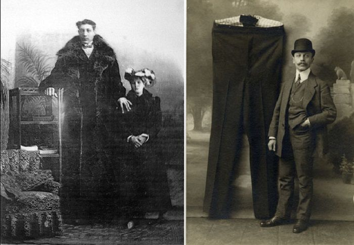 Fedor Makhnov Was Once The Tallest Man On The Planet (7 pics)