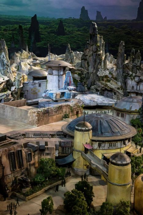 Star Wars Land Is Going To Be A Dream Come True (6 pics)