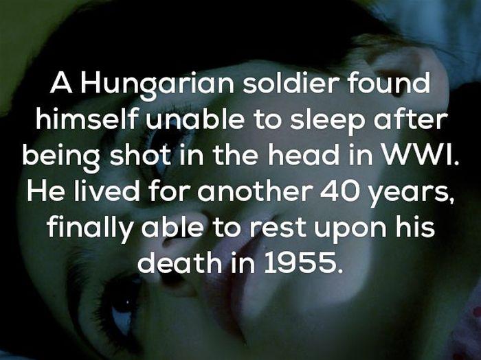 Disturbing Facts That Will Send Chills Through Your Bones (25 pics)