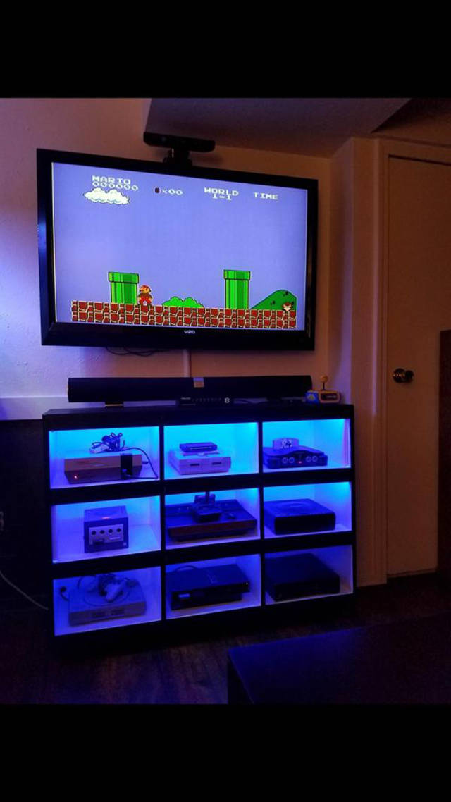 It's Impossible Not To Love Games When Gaming Is Life (35 pics)