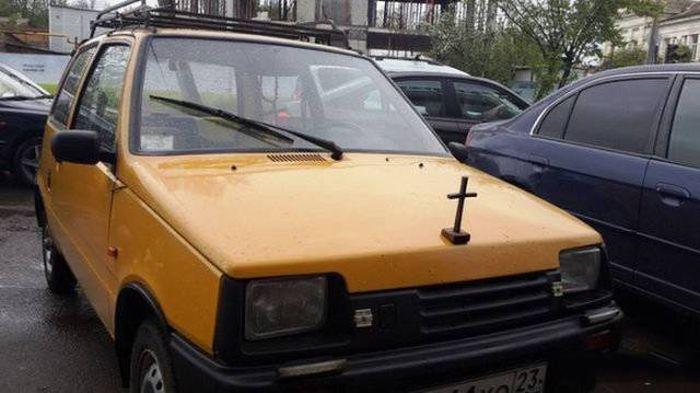 What's Bizarre For Everyone Else Is Just Perfectly Fine For Russians (38 pics)