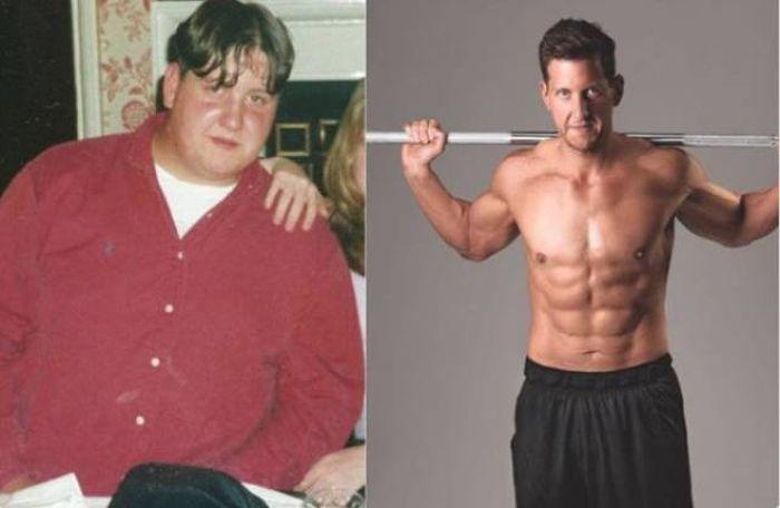 너무 많이 존중하는 체중 감량 변형 (42 명)
