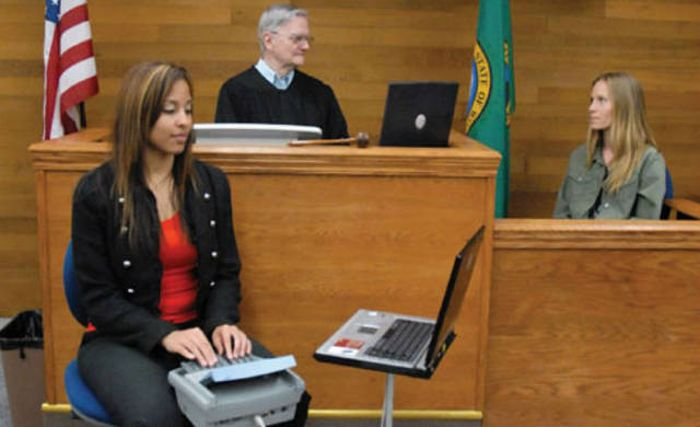 Nobody Expects To Hear These Conversations In Court (45 pics)