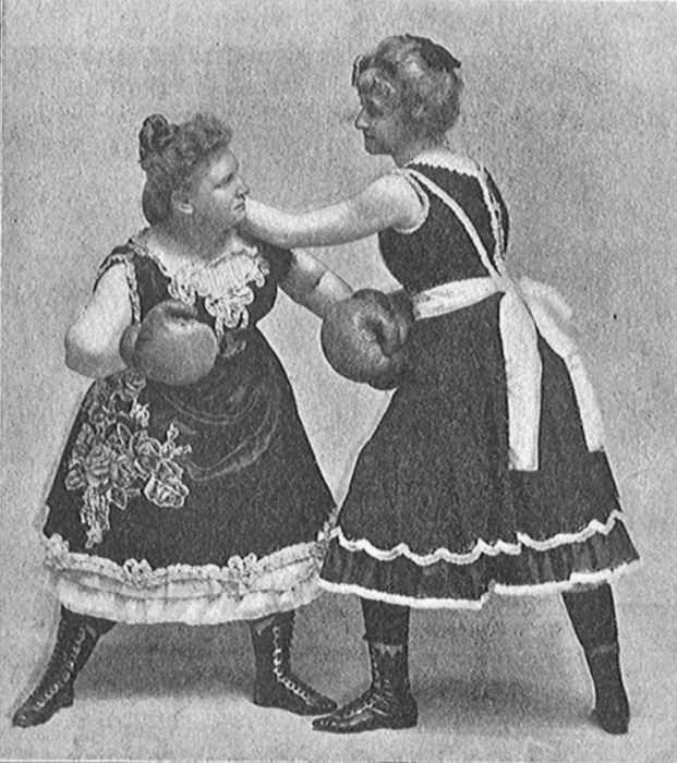 Vintage photos show the weird world of victorian female for Odd victorian names
