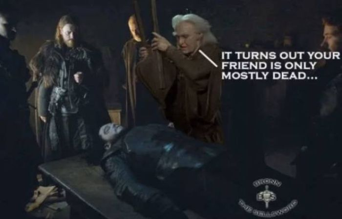 Game Of Thrones Memes Have Returned (31 pics)