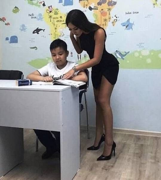 Sexy Teachers Who Could Teach You Some Naughty Things (33 pics)