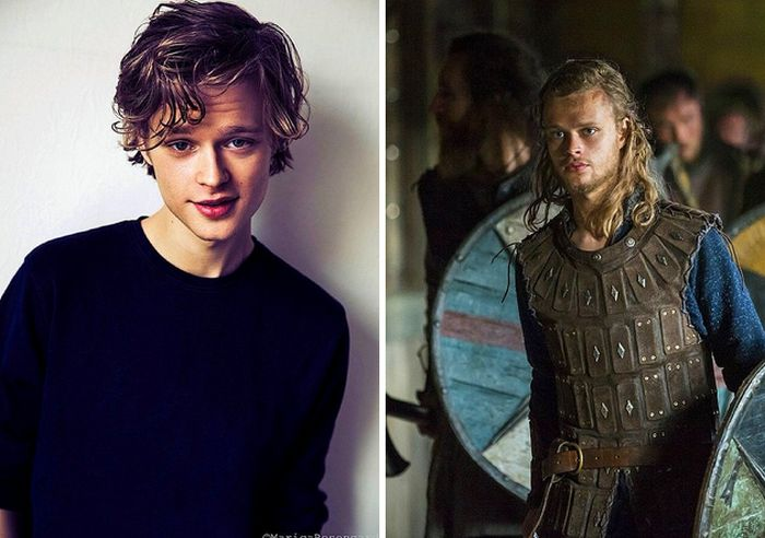 What The Stars Of Vikings Look Like In Real Life (18 pics)