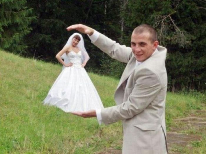 Wedding Photos That Will Rock Your World (15 pics)