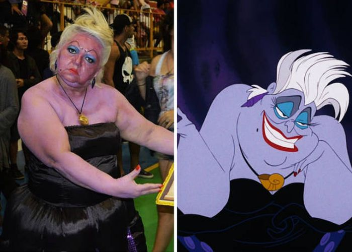 Brazilian Mom Proves You're Never Too Old To Cosplay (15 pics)