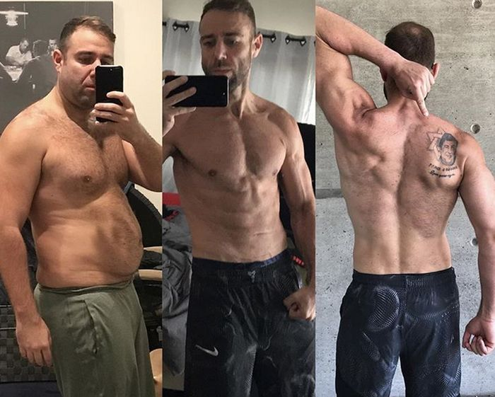 Poker Player Transforms His Body And Wins $500,000 Bet (5 pics)