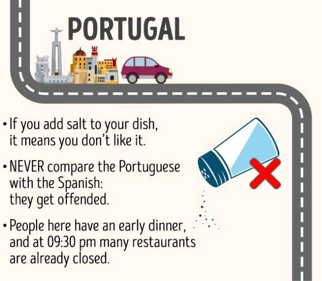 Tips To Help You Avoid Embarrassing Yourself In A Foreign Country (12 pics)