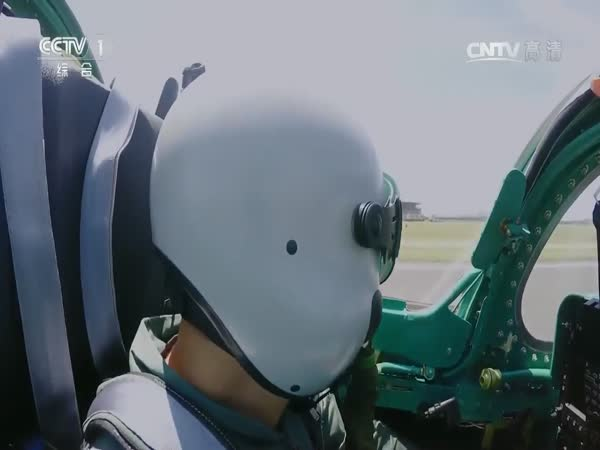 Chinese Sprinter Zhang Peimeng Beats FTC-2000 Trainer Jet in Race