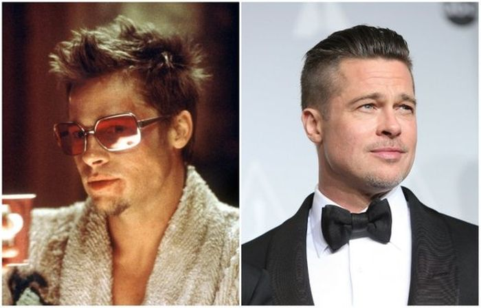 High Profile Actors Then And Now (11 pics)