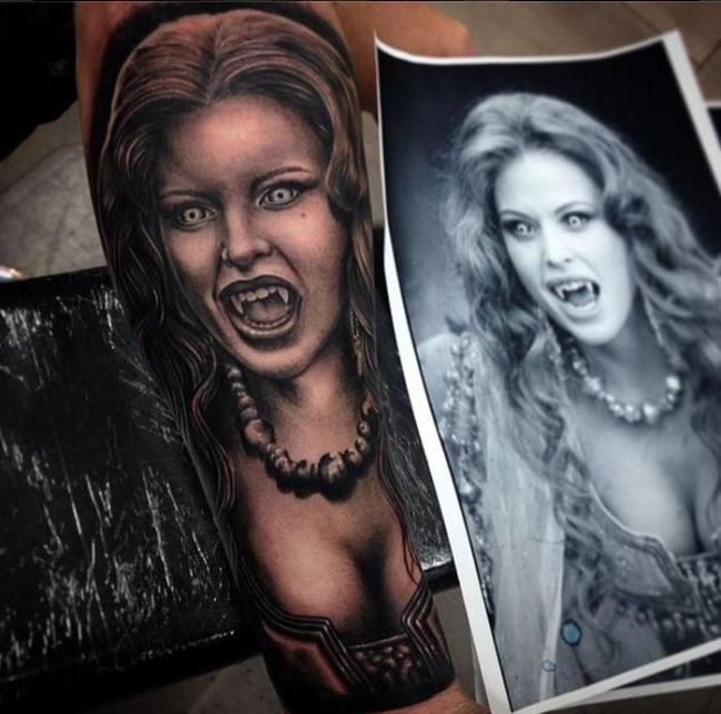 Realistic Tattoo Master Drew Apicture's Work Is Impressive (40 pics)