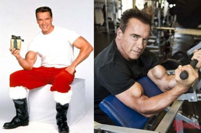 It's Crazy How Much These Action Movie Stars Have Changed (21 pics)