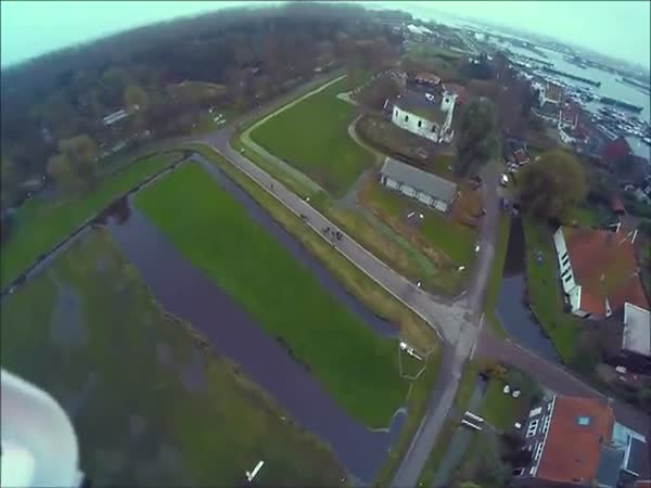 A Collection Of Drone Fails That Are Too Good To Miss