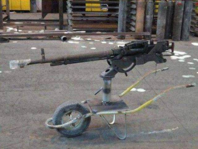 Homemade Weapons That Could Be More Dangerous For Their Creators (36 pics)