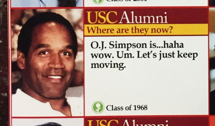 Fake Flyer Reveals What Happened To USC Alumni (15 pics)