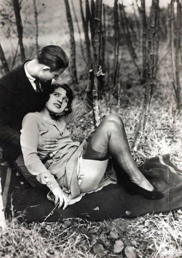 Erotic Art From The 1920s (11 pics)