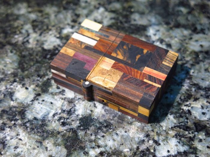 Epic Homemade Lighter Case (37 pics)