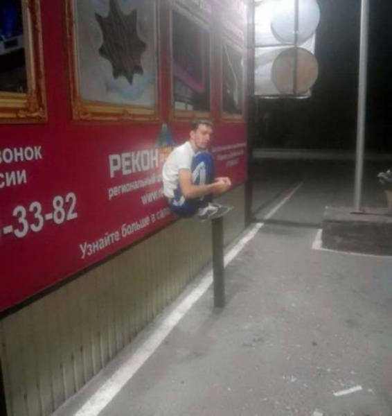 It's Hard To Believe That Russians Think This Is Perfectly Fine (38 pics)
