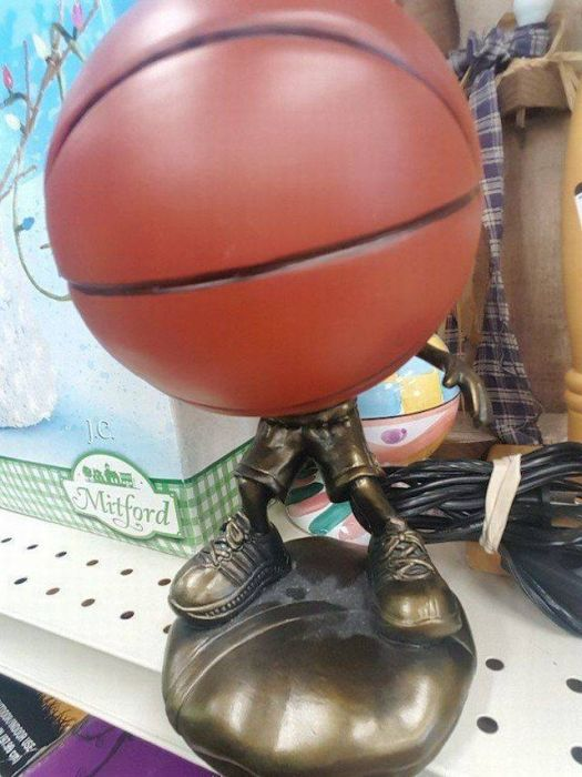 No One Will Ever Know Where Thrift Shops Find All This Stuff (38 pics)
