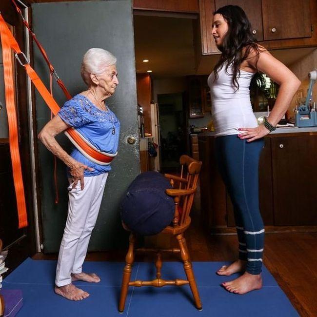How Yoga Can Help Anyone (4 pics)
