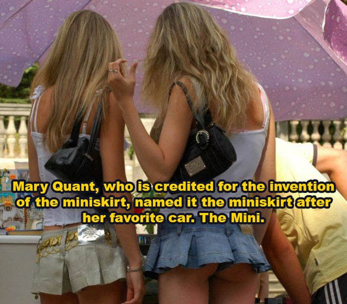 Interesting Random Facts (57 pics)