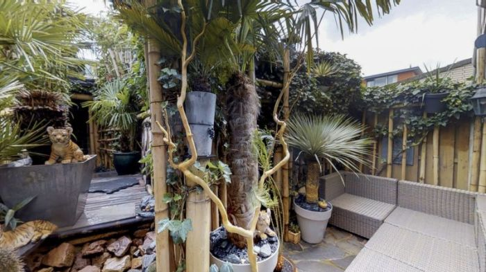 Jungle House (19 pics)