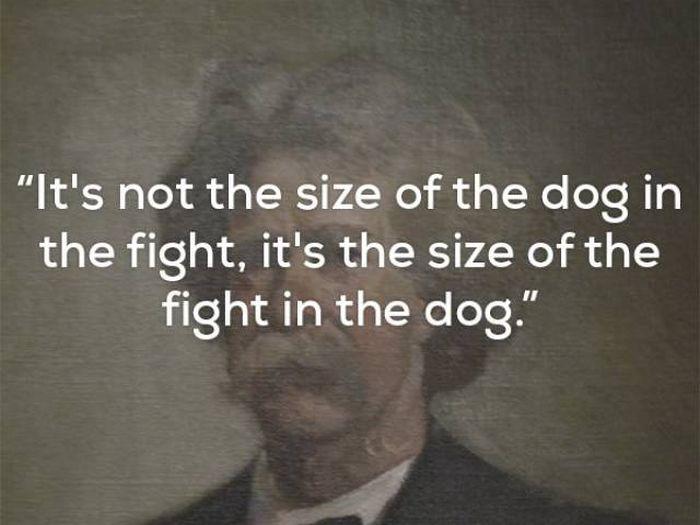 Mark Twain's Wisdom Will Live Through Ages (17 pics)