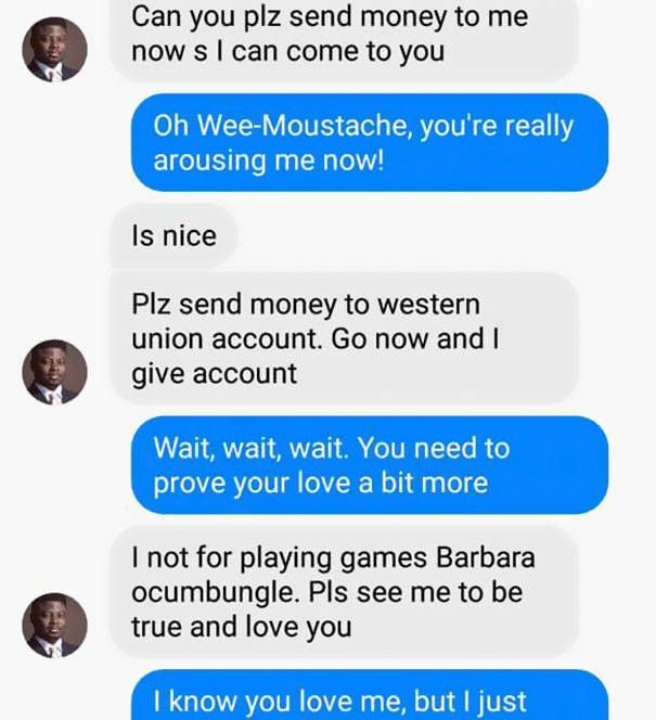 When Scammer Becomes The Prey Instead… (24 pics)