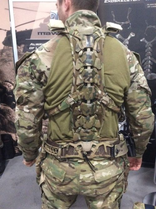Mawashi – Uprise Tactical Exoskeleton (6 pics)