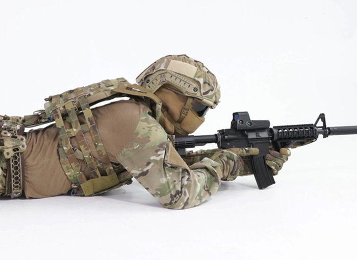 Mawashi – Uprise Tactical Exoskeleton (6 pics)