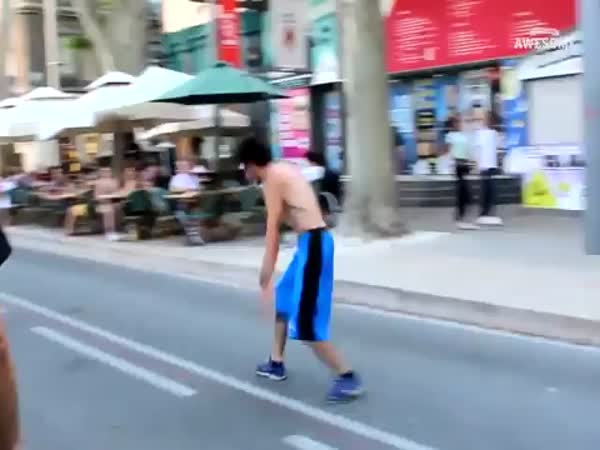 The Most Amazing Jumping Skills in The World
