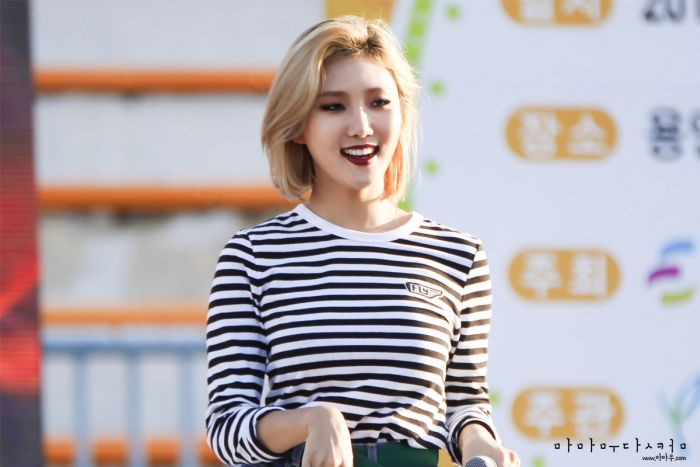 Hwasa Is Being Called The Korean Beyonce (12 pics)