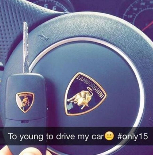 The Rich Kids Of Instagram Are Extremely Obnoxious (26 pics)