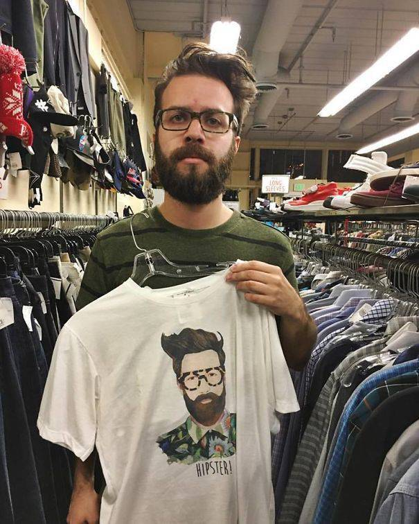 Sometimes You Can Find Hidden Gems In Thrift Shops (45 pics)