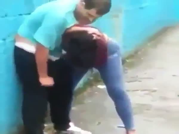 Man Fights Off Woman Who Tries To Rape Him In Public