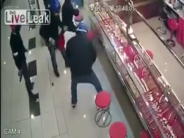When You Fail At Life And Become A Criminal