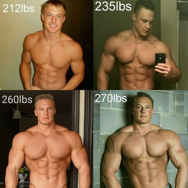 From Skinny Teen To Ripped Bodybuilder (8 pics)