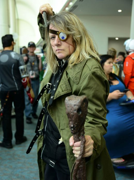 The Most Amazing Cosplays From San Diego Comic Con 2017 (41 pics)