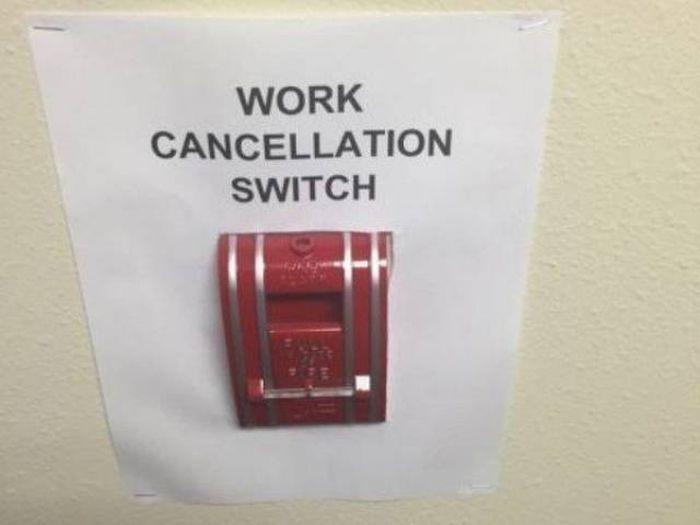 Work Is The One Thing You Can't Escape (39 pics)
