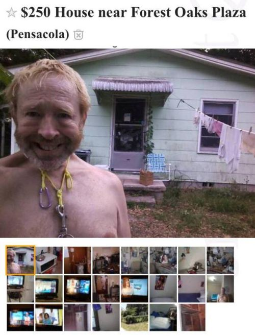 This Craigslist Room Share Ad Is Completely Real (22 pics)