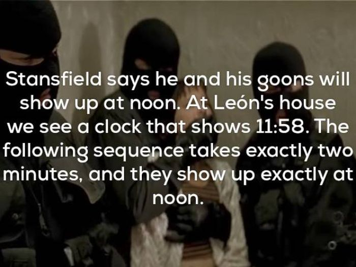 Killer Facts You Need To Know About Léon: The Professional (17 pics)