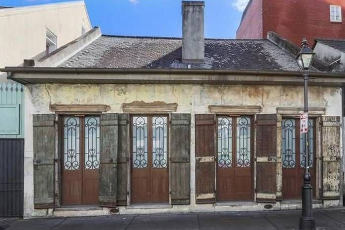 This Old House Is Not What It Appears To Be (7 pics)
