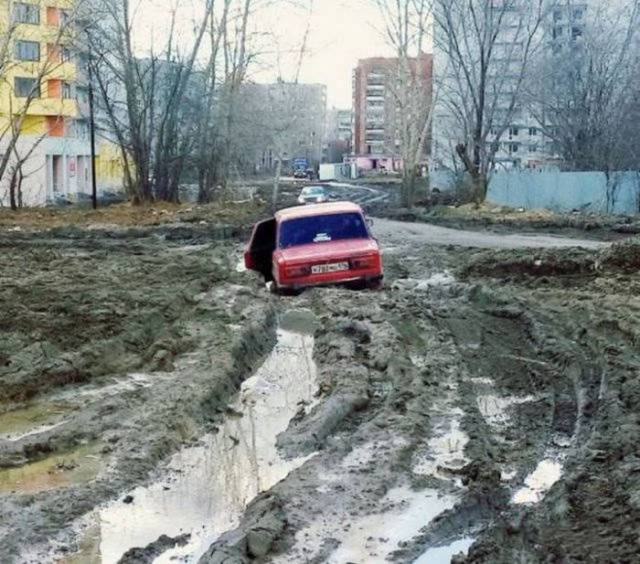 What's Bizarre For You Is Just Perfectly Fine For Russians (40 pics)